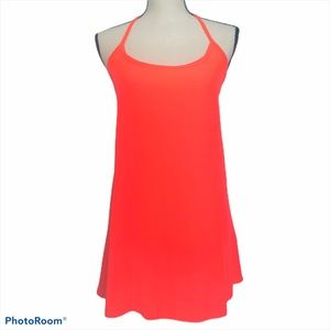 POETRY FLOWY CAMISOLE IN NEON ORANGE SIZE SMALL
